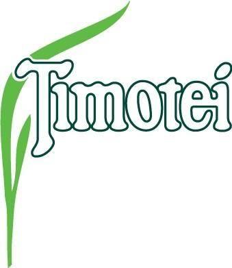 Timotei logo leaf