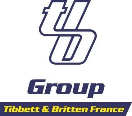 free vector Tibbett et Britten logo