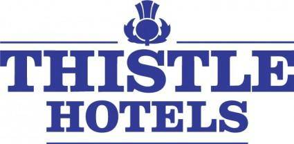 free vector Thistle Hotels logo