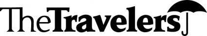 The Travelers logo
