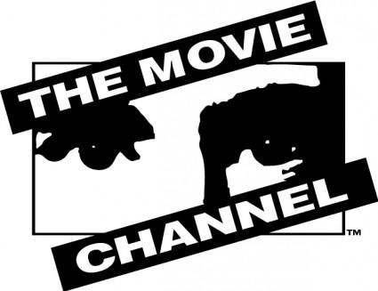 free vector The Movie channel logo