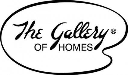 free vector The Gallery logo