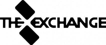 free vector The Exchange logo