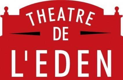 free vector Theatre de lEden logo