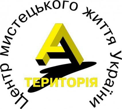 free vector Teritoriya-A UKR logo