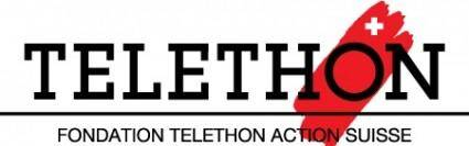 Telethon Suisse logo