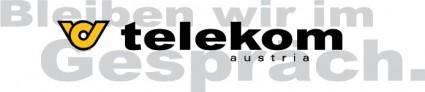 free vector Telekom Austria logo