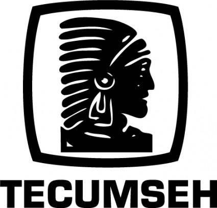 free vector Tecumseh logo