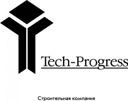 free vector Tech-Progress logo