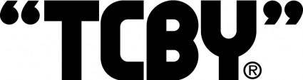 free vector TCBY logo