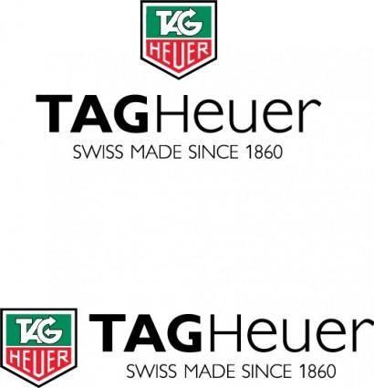 TagHeuer logos