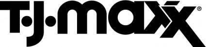 free vector T-J-Maxx logo