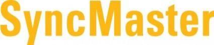 SyncMaster logo