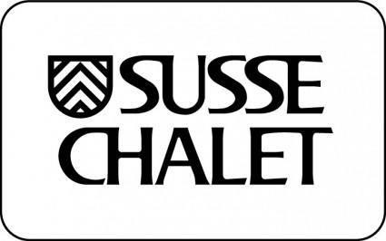 free vector Susse Chalet Motels logo