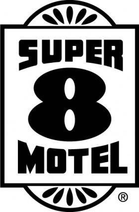 Super 8 Motels logo