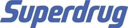 free vector Superdrug logo