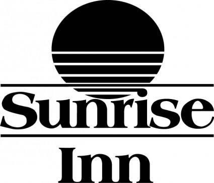 free vector Sunrise Inn logo