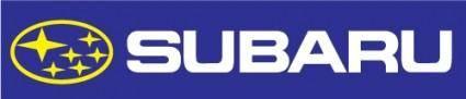 free vector Subaru logo2