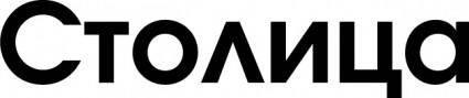 Stolitsa magazine logo