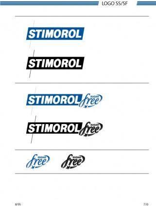 Stimorol logos SS-SF