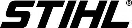 free vector Stihl logo