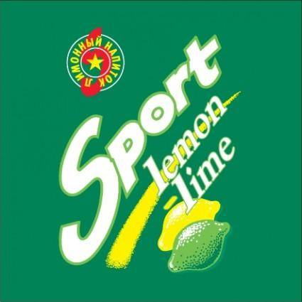 Sport Lemon Lime logo