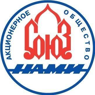 Soyuz NAMI logo