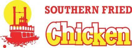 free vector Southern Fried Chicken