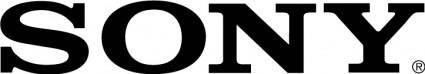 free vector Sony logo