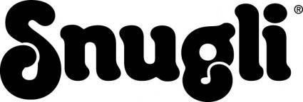 free vector Snugli logo