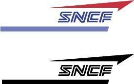 free vector SNCF logo