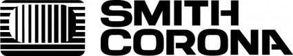free vector Smith Corona logo