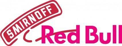 Smirnoff&Red Bull logo