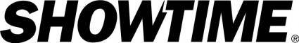 free vector Showtime logo