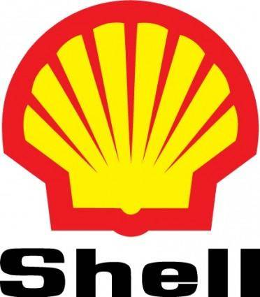 free vector Shell logo