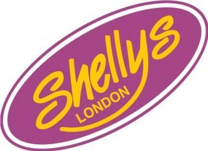 free vector Shellys logo
