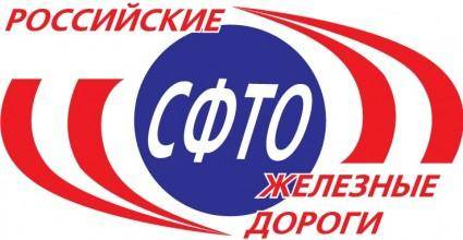 free vector SFTO russian railway logo