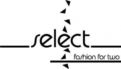 free vector Select Fashion logo