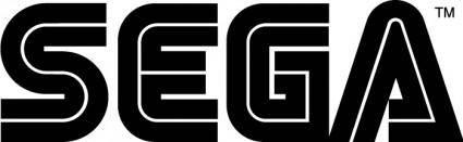 free vector Sega logo