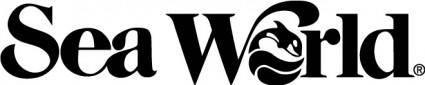 free vector Sea World logo2