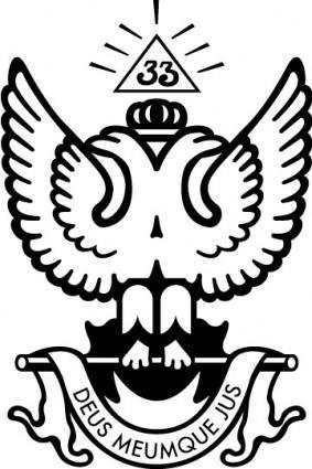free vector Scottish Rite logo
