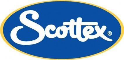 free vector Scottex logo2