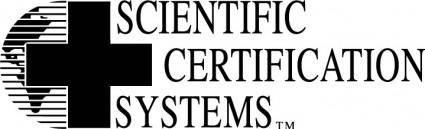 Scientific Certification