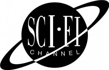 free vector Sci-Fi channel logo