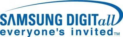 free vector Samsung Digitall logo