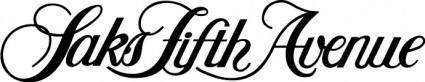 Saks fifth avenue logo2