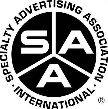 free vector SAA logo