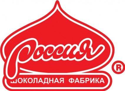 free vector Russia chocolate factory