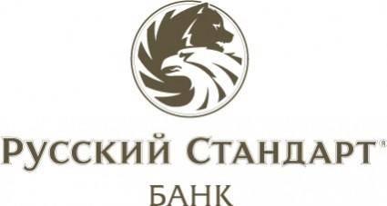 free vector Russian Standard Bank logo