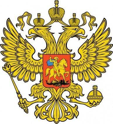 Russian DblHead Eagle logo